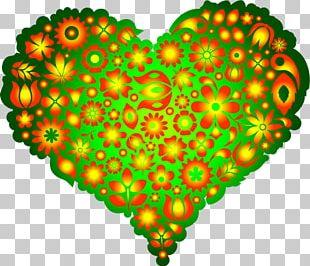 Petal Flower Pattern PNG