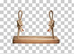 Rope Swing Seat PNG