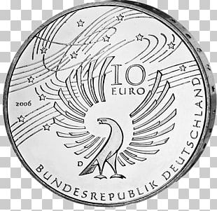 Euro Coins 10 Euro Note 100 Euro Note PNG