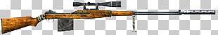 Gun Barrel Firearm Ranged Weapon Air Gun Rifle PNG