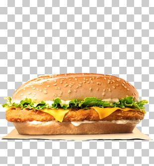 Hamburger Cheeseburger Chicken Sandwich Whopper TenderCrisp PNG