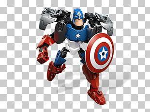 Captain America Lego Marvel Super Heroes Iron Man Falcon Hulk PNG