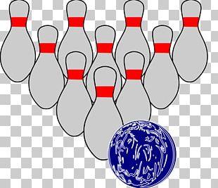 Bowling Pin Ten-pin Bowling PNG