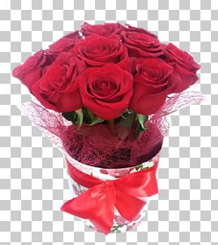 Cut Flowers Rose Flower Bouquet Floristry PNG