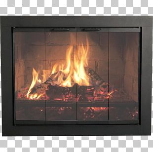 Thermo-Rite Fireplace Sliding Glass Door Window PNG