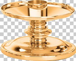 Altar Candlestick Brass Abbott Church Goods PNG