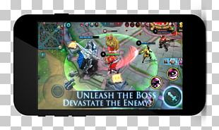 Mobile Legends: Bang Bang League Of Legends Android Multiplayer Online Battle Arena Game PNG