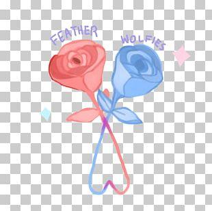 Rose Family Balloon Pink M PNG