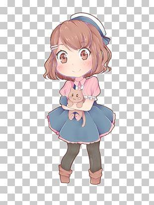 Human Hair Color Purple Brown Hair Cartoon PNG