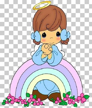 Infant Angel Cuteness PNG