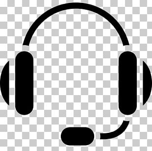 Microphone Headphones Headset Computer Icons PNG
