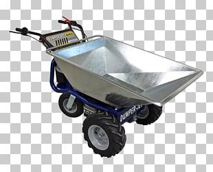 Wheelbarrow Electricity Dumper Electric Vehicle PNG