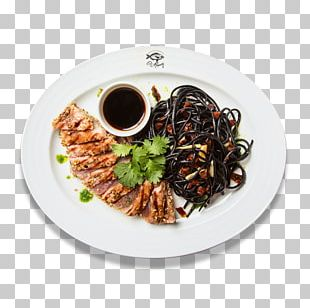 Seafood Asian Cuisine Platter Recipe PNG