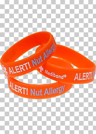 Wristband Tree Nut Allergy Peanut Allergy Anaphylaxis PNG