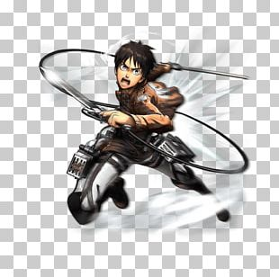 A.O.T.: Wings Of Freedom Eren Yeager Attack On Titan 2 Attack On Titan: Humanity In Chains Mikasa Ackerman PNG