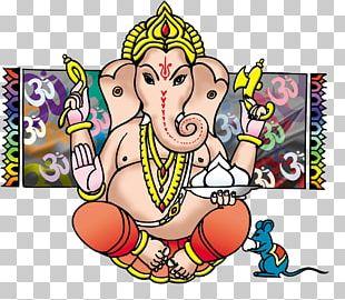 Ganesha Hanuman Ganesh Chaturthi Puthandu PNG