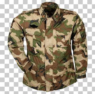Military Camouflage Jacket Military Uniform Battle Dress Uniform PNG