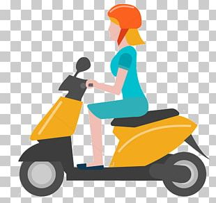 Scooter Motor Vehicle Car Motorcycle PNG