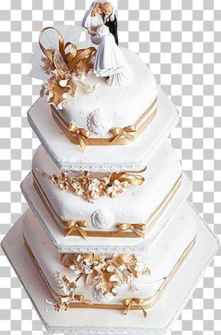 Wedding Cake Torte Cake Decorating 02R PNG