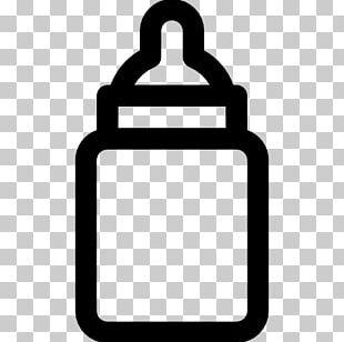 Baby Bottles Child Infant Baby Shower PNG