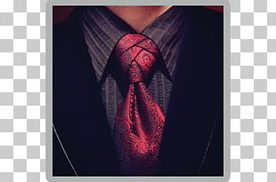 The 85 Ways To Tie A Tie Necktie Four-in-hand Knot Windsor Knot PNG