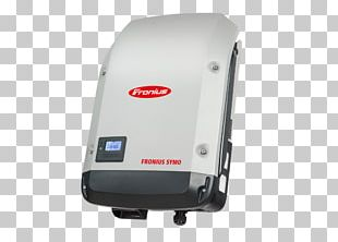 Solar Inverter Fronius International GmbH Photovoltaic System Power Inverters Photovoltaics PNG