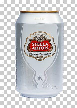 Beer Can Stella Artois PNG