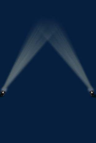 Simple Spotlight PNG