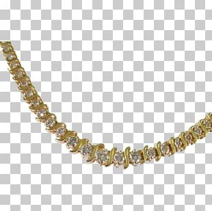 Earring Necklace Jewellery Chain Clothing Accessories PNG