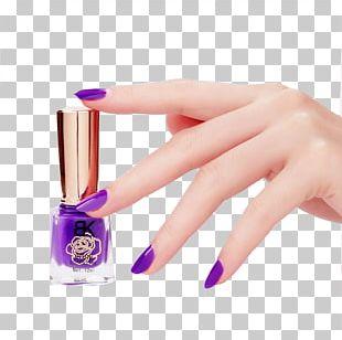 Nail Polish Manicure Nail Art Hand PNG