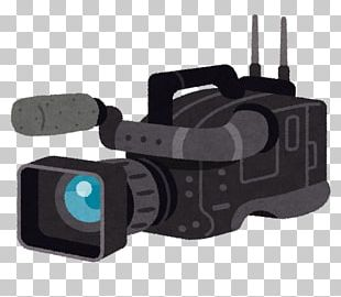 那須建設(株) 山形支店 Television Camera Operator Video Cameras PNG