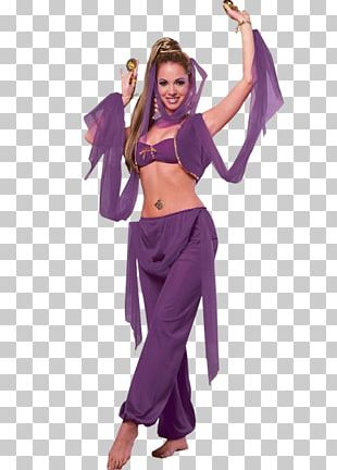 Genie Halloween Costume Costume Party Woman PNG