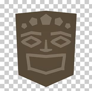 Unturned Tiki Map Character Mask PNG