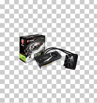 Graphics Cards & Video Adapters NVIDIA GeForce GTX 1080 Micro-Star International Graphics Processing Unit PNG