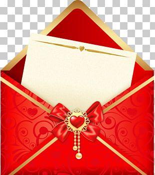 Wedding Invitation Valentine's Day Heart PNG