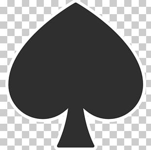 Symbol Playing Card Suit Ace Of Spades PNG