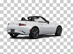 2017 Mazda MX-5 Miata RF Car Vehicle 2018 Mazda MX-5 Miata Grand Touring PNG