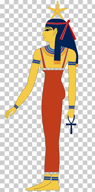 Ancient Egyptian Deities Flooding Of The Nile Sopdet Goddess PNG