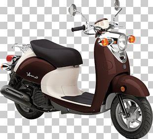Yamaha Motor Company Scooter Car Yamaha Vino 125 Motorcycle PNG