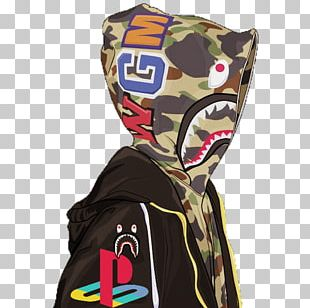 A Bathing Ape Fashion Supreme Hypebeast Sticker PNG