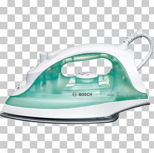 Clothes Iron Robert Bosch GmbH Home Appliance Steam Russell Hobbs PNG