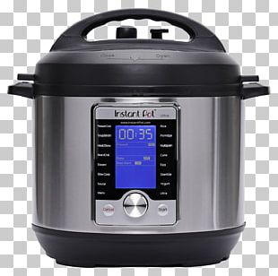 Instant Pot Duo Plus 9-in-1 Pressure Cooking Slow Cookers PNG