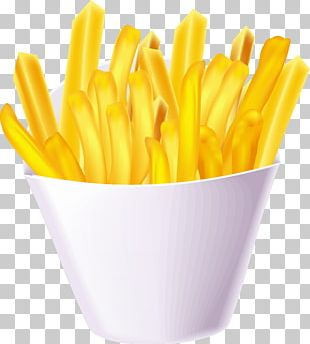 McDonald's French Fries Fast Food Junk Food PNG