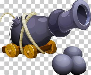 Pirate Cannon Artillery PNG