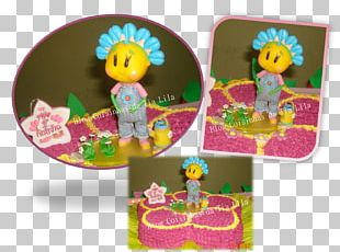 Cake Decorating Birthday Jam Party PNG