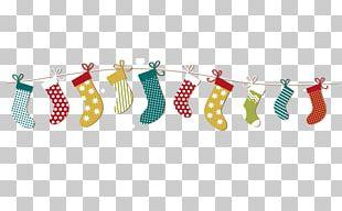 Christmas Stocking No Gift PNG