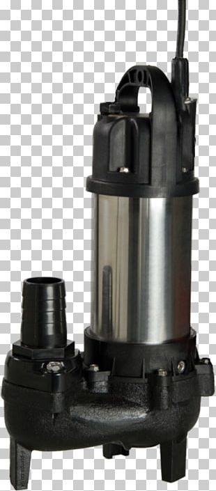 Submersible Pump Sewage Pumping Machine Drainage PNG