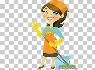 Housekeeping Cleaner Cleaning Domestic Worker PNG