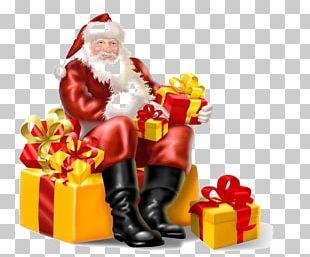 Santa Claus Père Noël Père Noel Christmas PNG