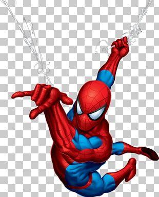 Spider-Man Marvel Comics Mural Poster Comic Book PNG